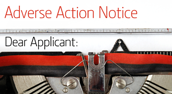 Adverse Action Notice >> Adverse Action Notices What Are They And When Do I Send Them