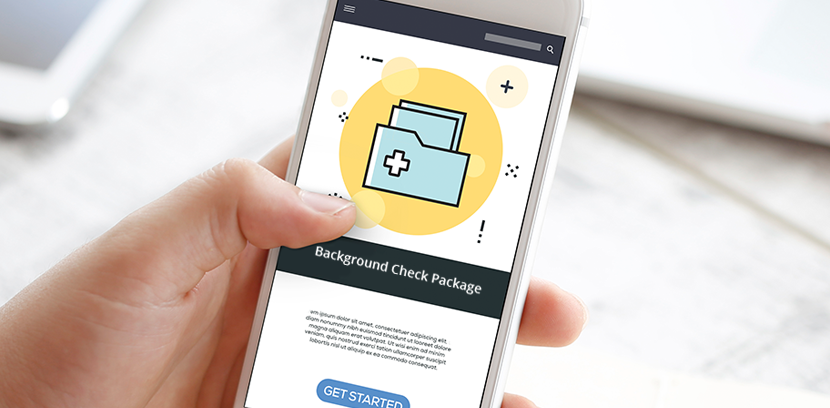 Background Check Package VeriFirst