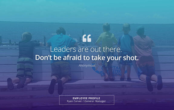 Leaders Take Your Shot Quote