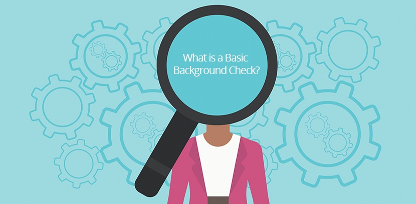 What is a Basic Background Check?